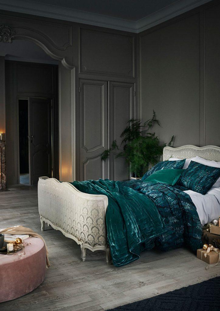 H&M Homes lyxiga sovrum