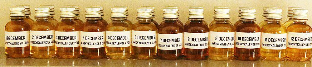 Whisky kalender
