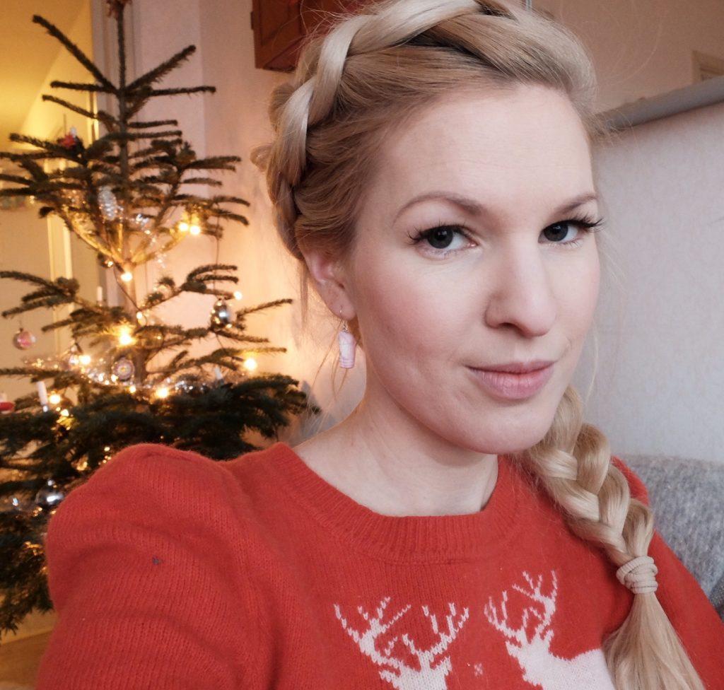 En pysslig jul med Becca