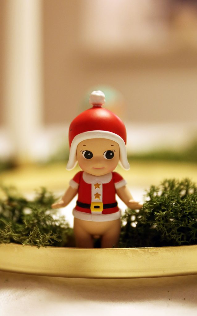 Sonny Angels Christmas 2015 - Santa Claus