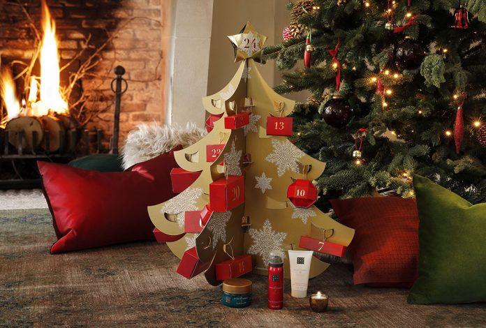 Julmyset startar med Rituals - vilken stämningsbild!