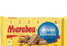 Marabou chokladkalender