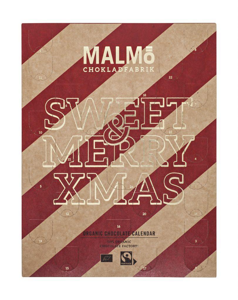 malmö chokladfabrik adventskalender