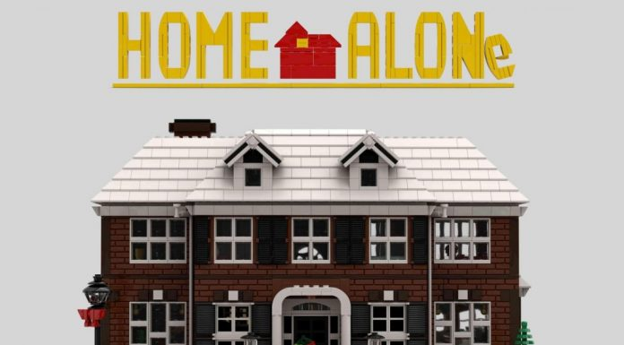 Home Alone - LEGO