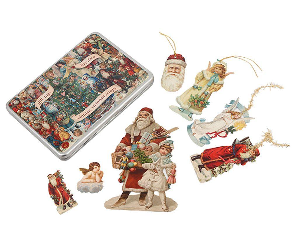gammaldags jul