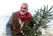 Jul med Ernst