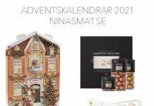 Ninasmat - adventskalendrar