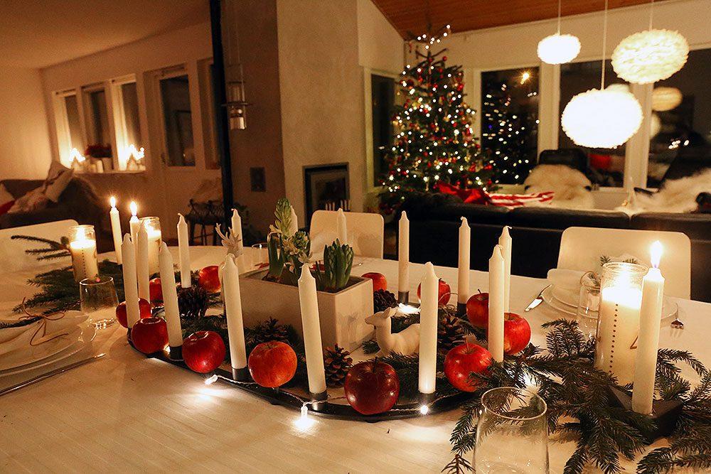 julaftonsbord
