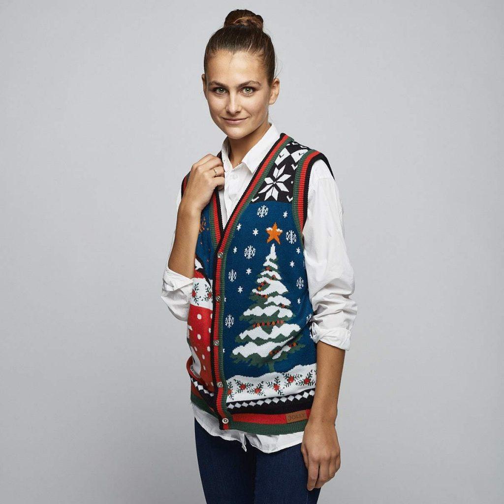 Julväst från Jultröjbutiken.se